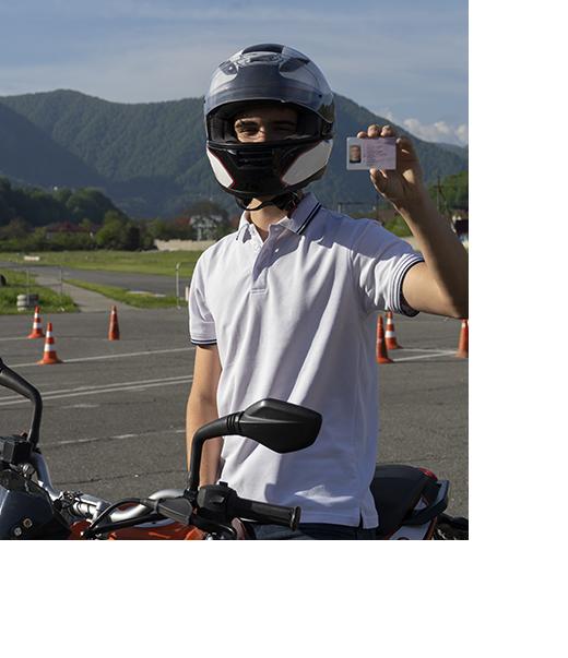 LICENCE MOTORBIKE