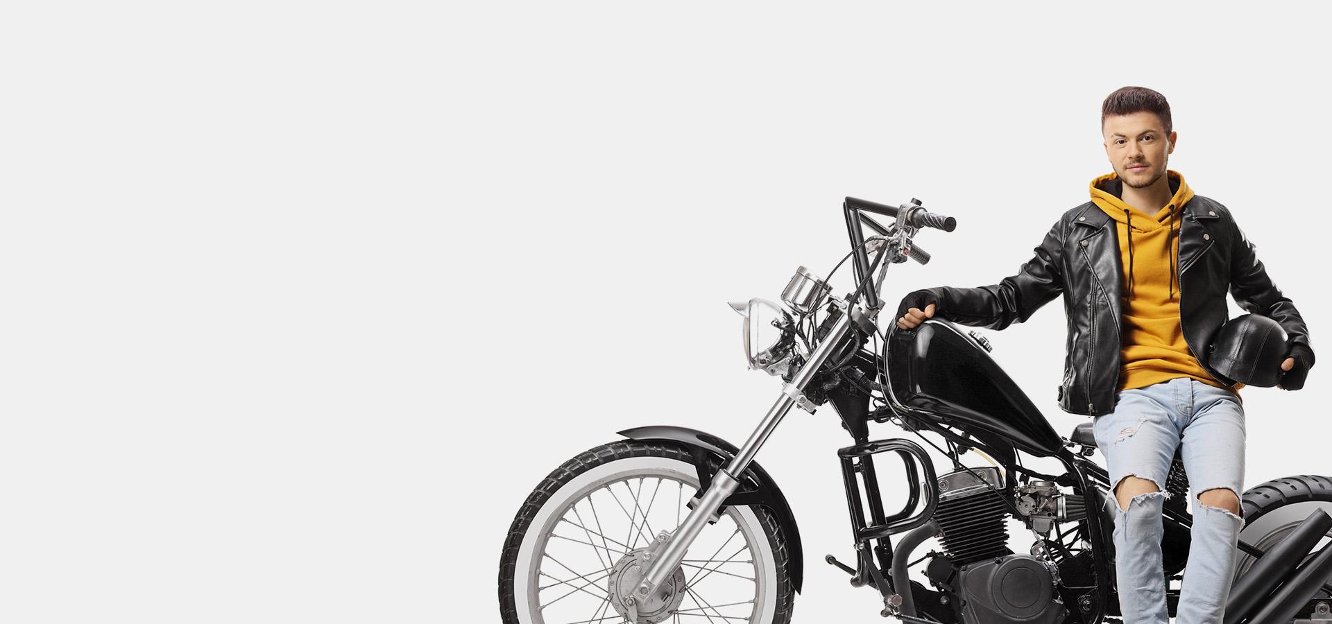 motocycle fans pleasure bg